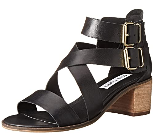 c839caaddbb Amazon.com   Steve Madden Women's Rosana   Sandals