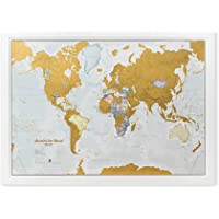 Perfect Maps International Scratch The World Travel Map U2013 Scratch Off World Map  Poster U2013 Most Detailed