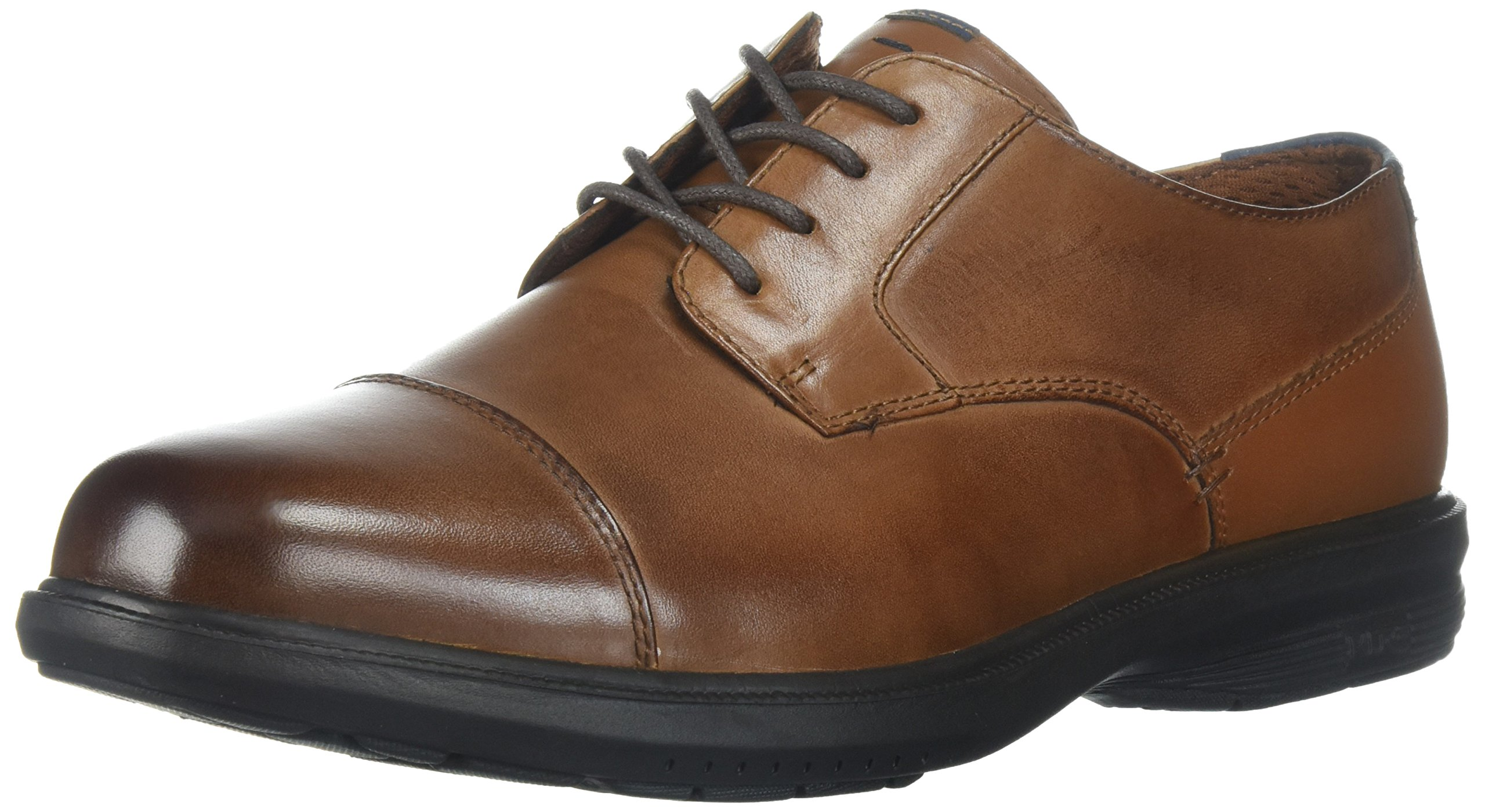 Nunn Bush Men's Maretto Cap Toe Oxford, Tan, 11 W US