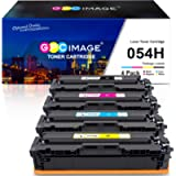 GPC Image Compatible Toner Cartridge Replacement for Canon 054H Cartridge 054H CRG 054 to use with ImageClass LBP622Cdw…