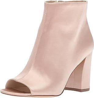 ceab3e1f122f6 Nine West Women s Haywood Satin Ankle Boot
