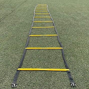 Xin Escalera ágil Tipo Fijo Escalera Suave Escalera de Cuerda ...