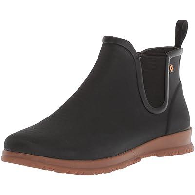 BOGS Women's Sweetpea Ankle Height Waterproof Rubber Rain Boot | Ankle & Bootie