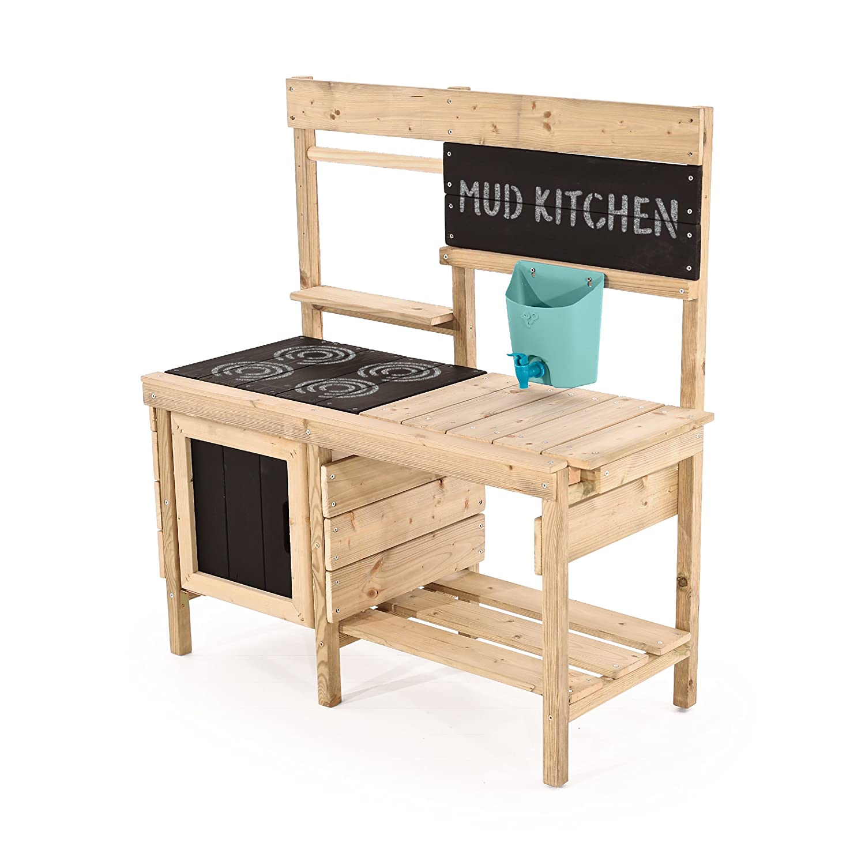 Kinderküche Garten - Spielküche Garten - TP Toys Matschküche Holz