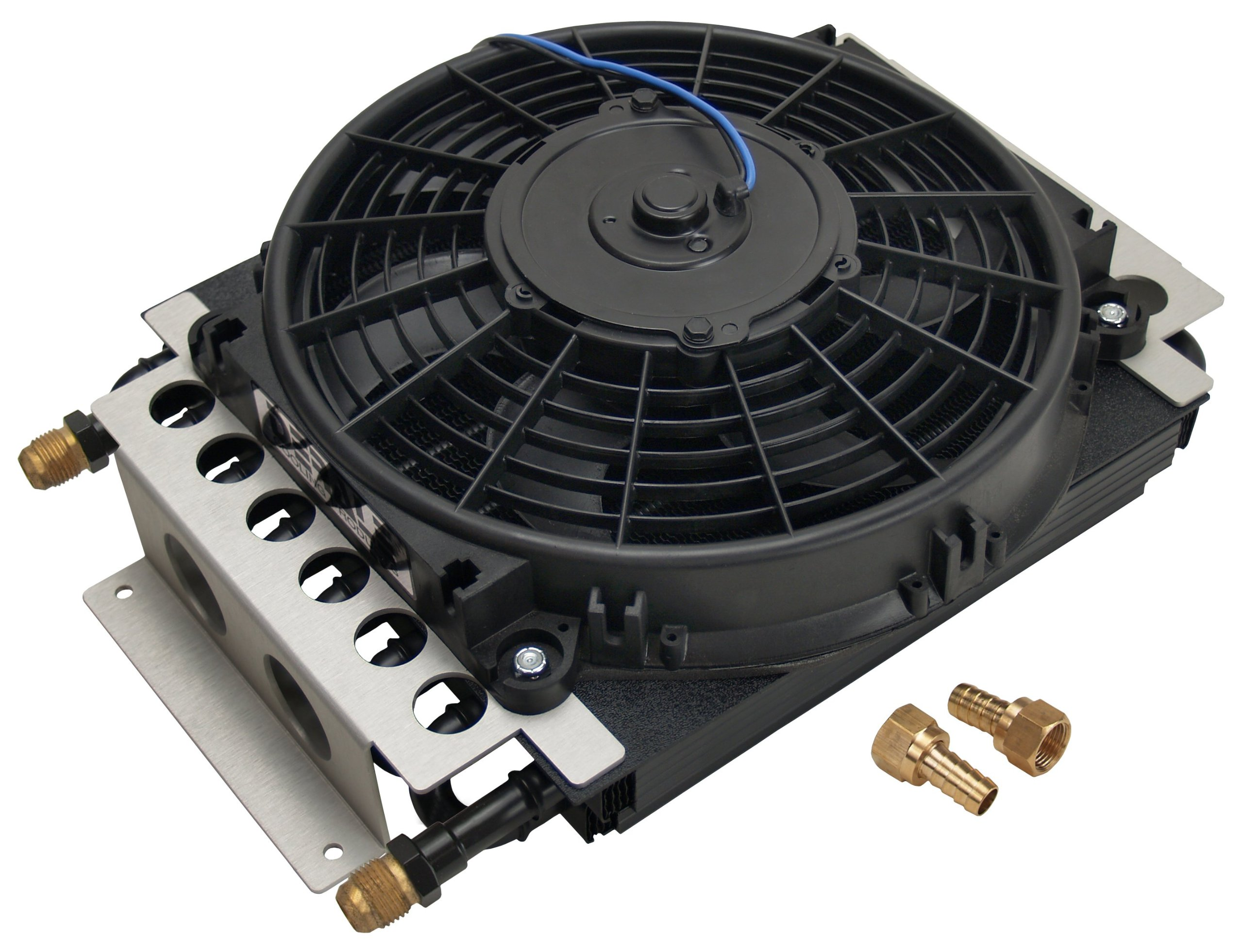Derale 15800 Electra-Cool Remote Cooler by Derale (Image #2)