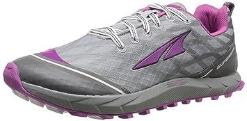 Altra Zapatillas Para Andar Damas Trail Superior 2.0 Gris / A2652-1 - - gris