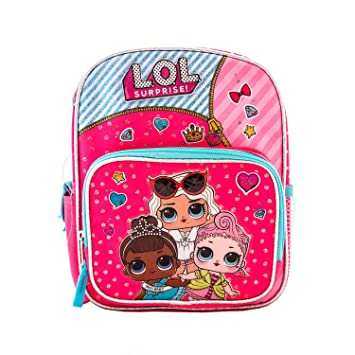 Amazon.com: L.O.L Surprise Mochila escolar para niños, bolsa ...