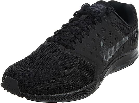 Nike Downshifter 7 (4E), Zapatillas de Trail Running para Hombre, Negro (Black/Mtlc Hematite/Anthracite 001), 41 EU: Amazon.es: Zapatos y complementos