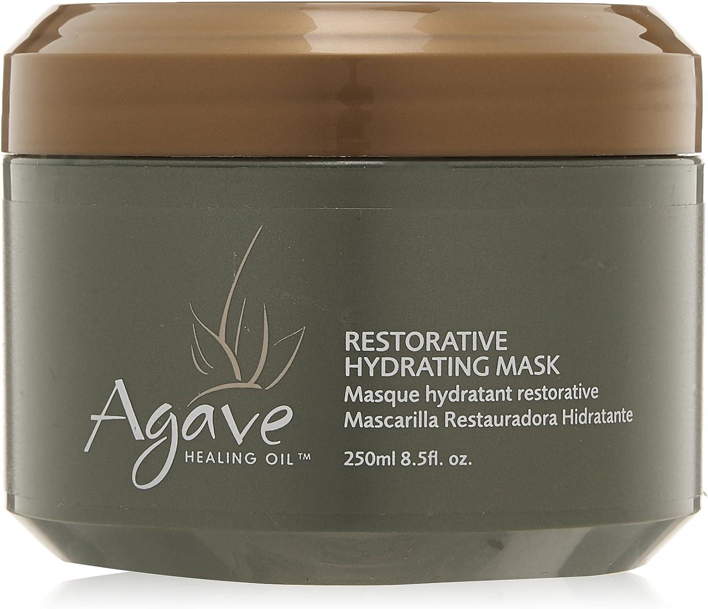 Agave Restorative Hydrating Mask / Mascarilla profesional hidratante- 250 ml
