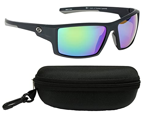 01cae73beec Amazon.com   Strike King SG-S1192-CS S11 Optics Polarized SG ...