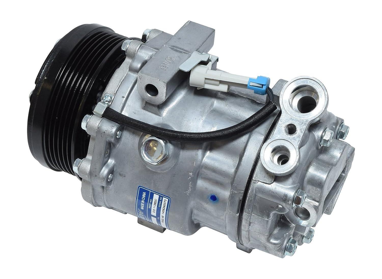 Amazon.com: Universal Air Conditioner CO 11282C A/C Compressor: Automotive