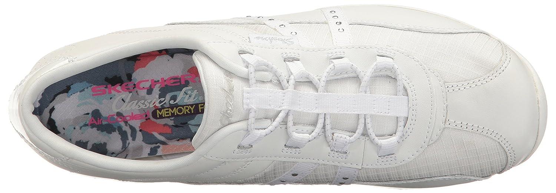 Skechers Women's Unity-Pure Bliss Fashion Sneaker B01N3LI0DK 10 B(M) US|White