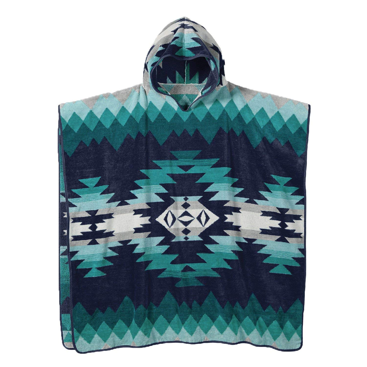Pendleton Papago Park Adult Hooded Towel - One Size, Blue