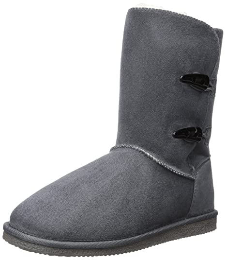 Willowbee Women's Sonia Boot, Grey, 10 M US