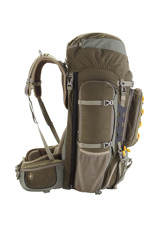 Amazon.com: Tenzing TZ 6000 Internal Frame Hunting Pack, Loden Green ...