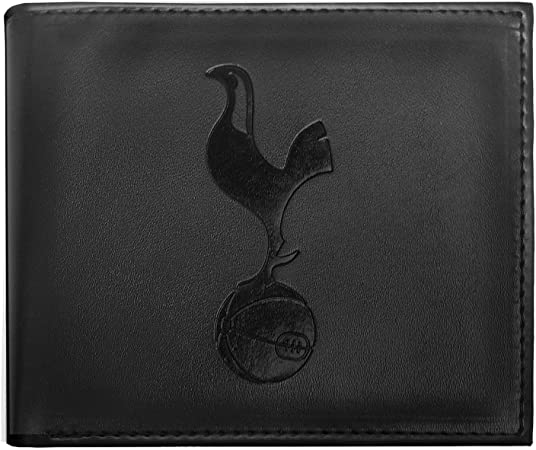 Tottenham Hotspur FC Official Football Gift Embossed Crest Wallet