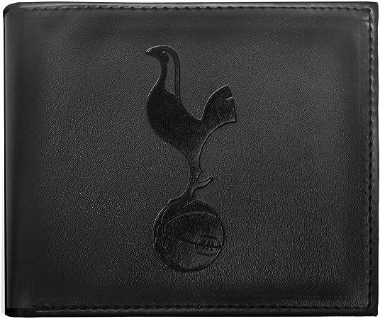 Tottenham Hotspur FC Official Football Gift Embossed Crest Wallet