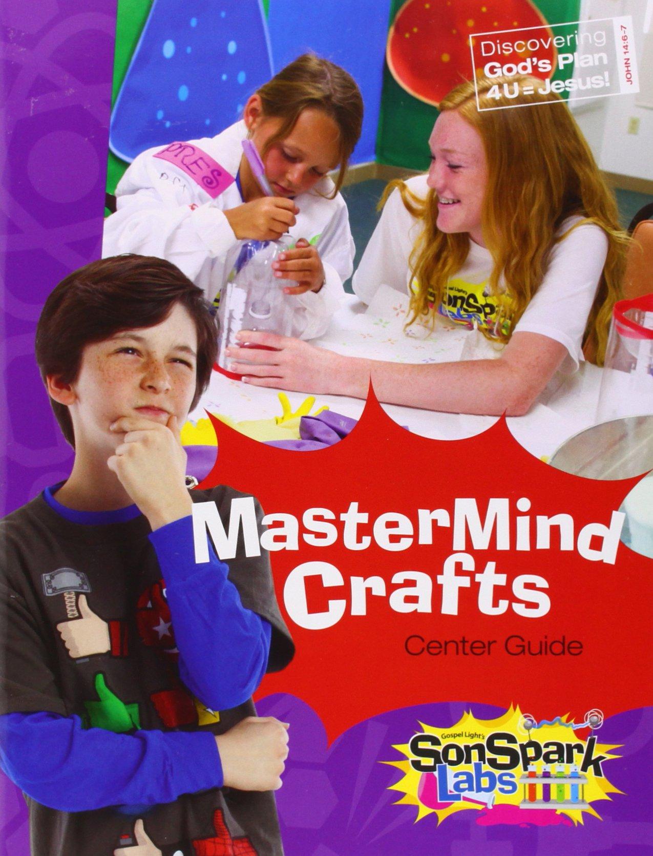 Sonspark Labs MasterMind Crafts 9780830768097 Amazon Books