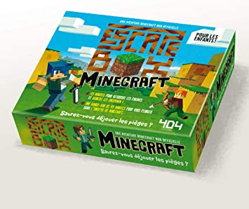 Minecraft (Escape Box): Amazon.es: Juguetes y juegos