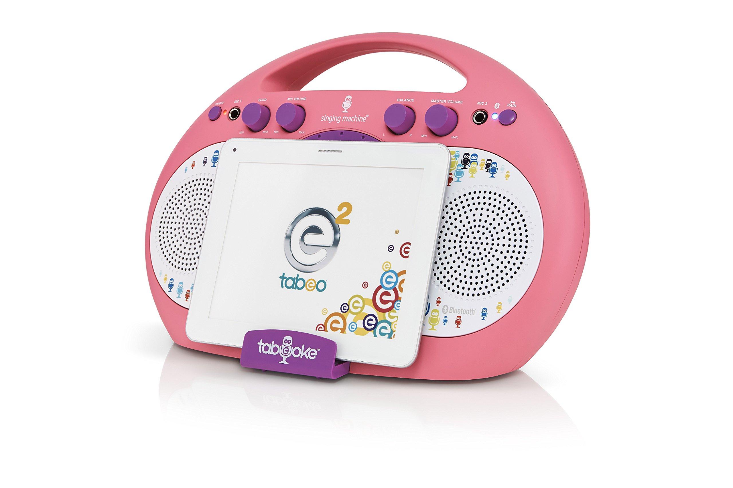 Singing Machine ISM398PP Karaoke System Home by Singing Machine (Image #5)