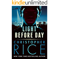 Light Before Day book cover
