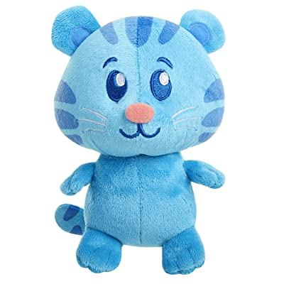 Daniel Tiger's Neighborhood Tigey Mini Plush Basic Plush Toy: Toys & Games