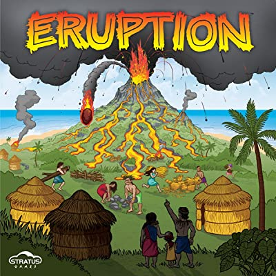 Eruption: Toys & Games