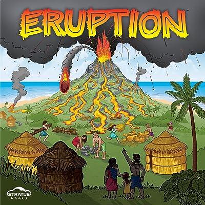 Eruption: Toys & Games