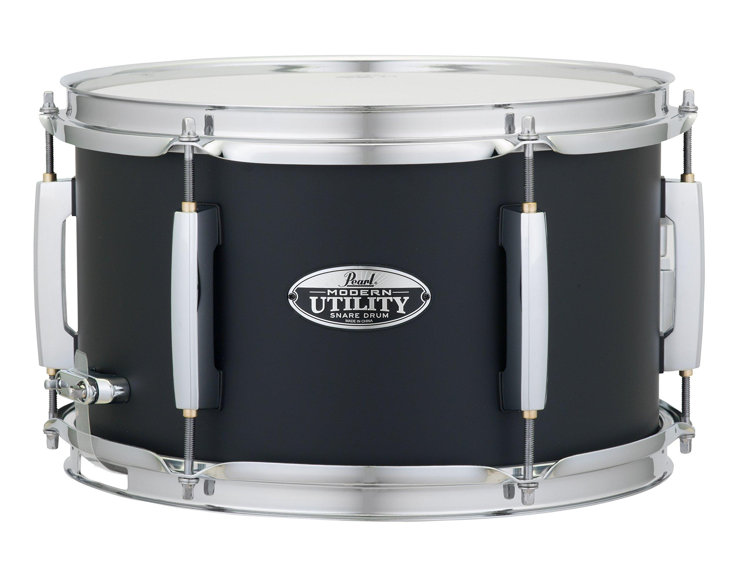 Pearl Snare Drum, Satin Black (MUS1270M227)