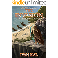 The Invasion (Tower of Power Book 6)