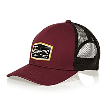 BILLABONG Walled Trucker Gorra, Hombre, Brick, Talla Única: Amazon.es: Deportes y aire libre
