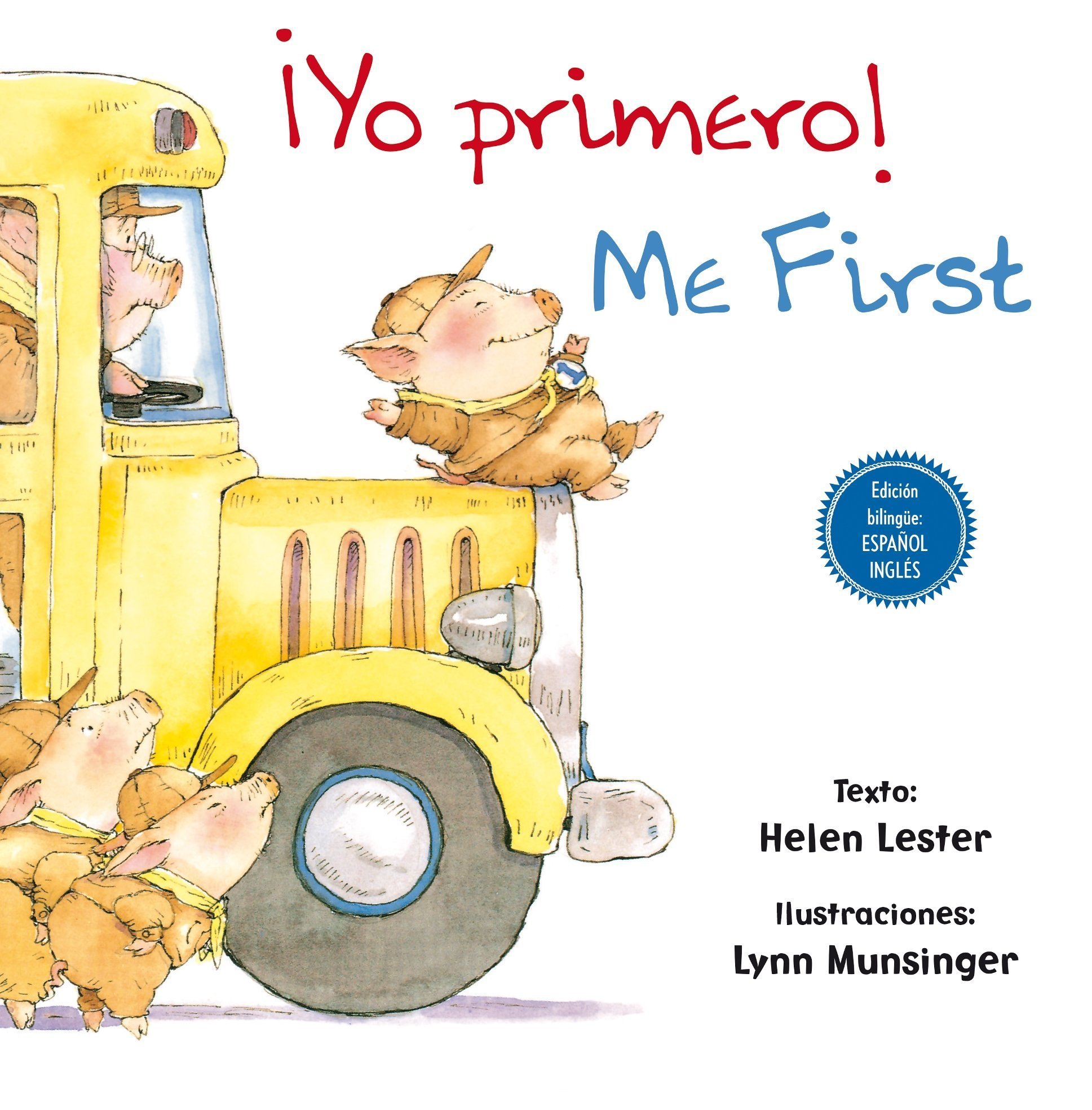 Yo primero (Spanish Edition)