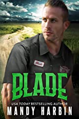 Blade: An Opposites Attract Bad Boy Mercenary Romance (The Bang Shift Book 3) Kindle Edition