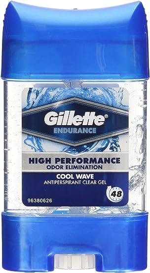 Gillette Cool Wave Clear Gel Desodorante Stick - 70 ml: Amazon.es: Salud y cuidado personal