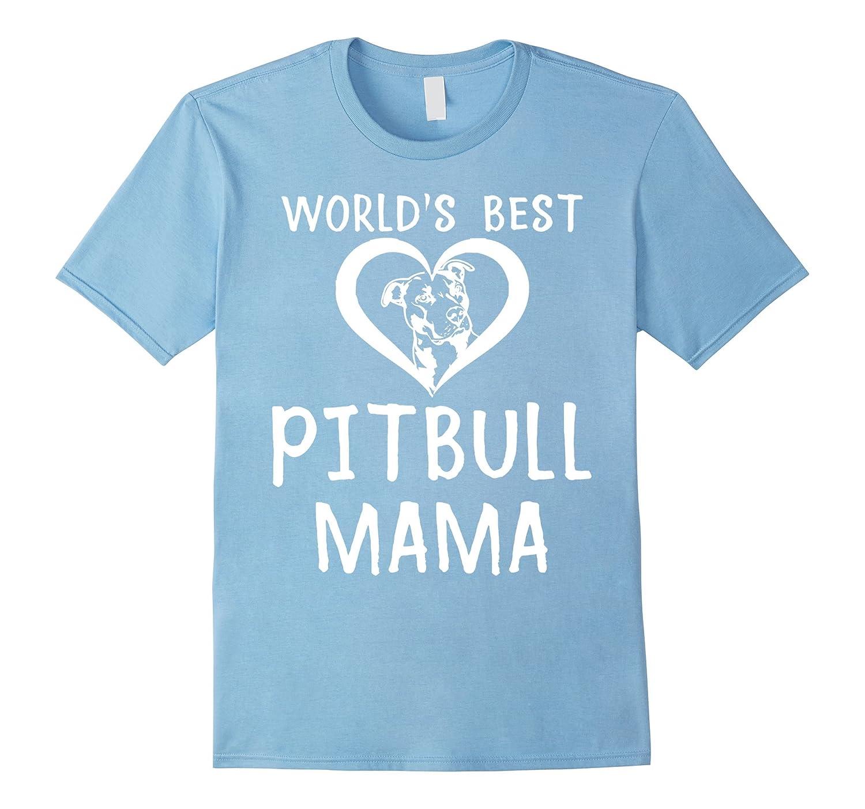 Pitbull Mama Tshirt Gilf-CD