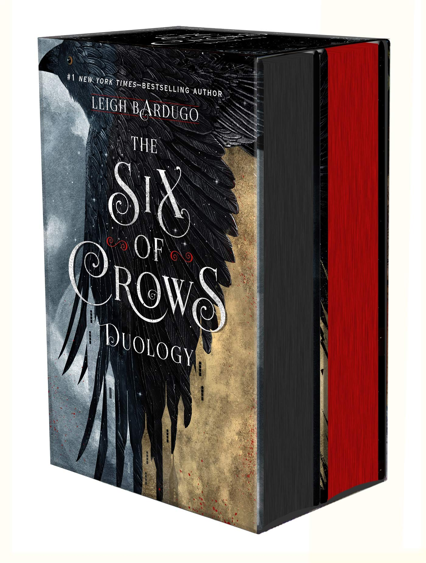The Six of Crows Duology Boxed Set: Six of Crows and Crooked Kingdom by Henry Holt Company