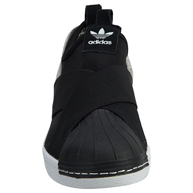 d7eed29761d4 adidas Womens Originals Superstar Slip-On Trainers in Core Black Footwear   Amazon.co.uk  Shoes   Bags