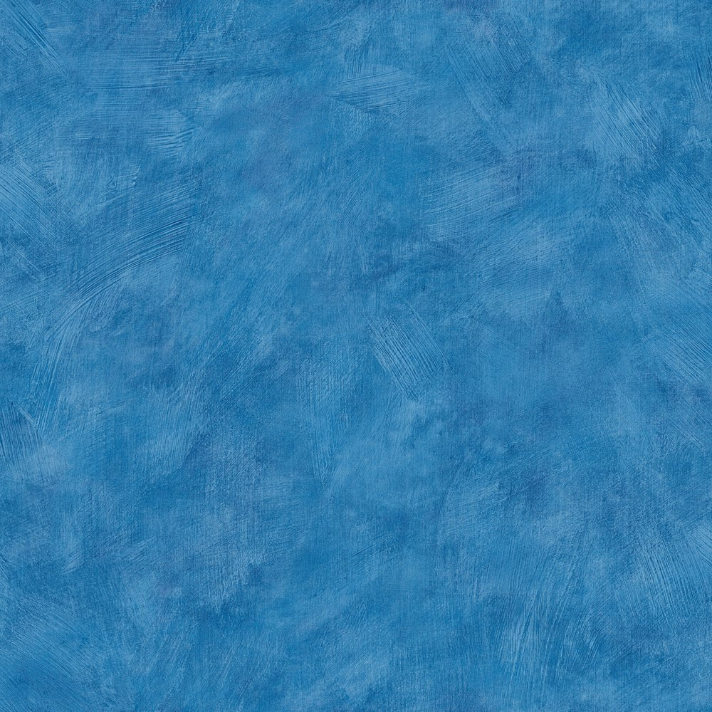 Decorate By Color BC1581163 Blue Plaster Wallpaper