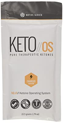 Ketos//os Pruvit Pure Therapeutic Ketones