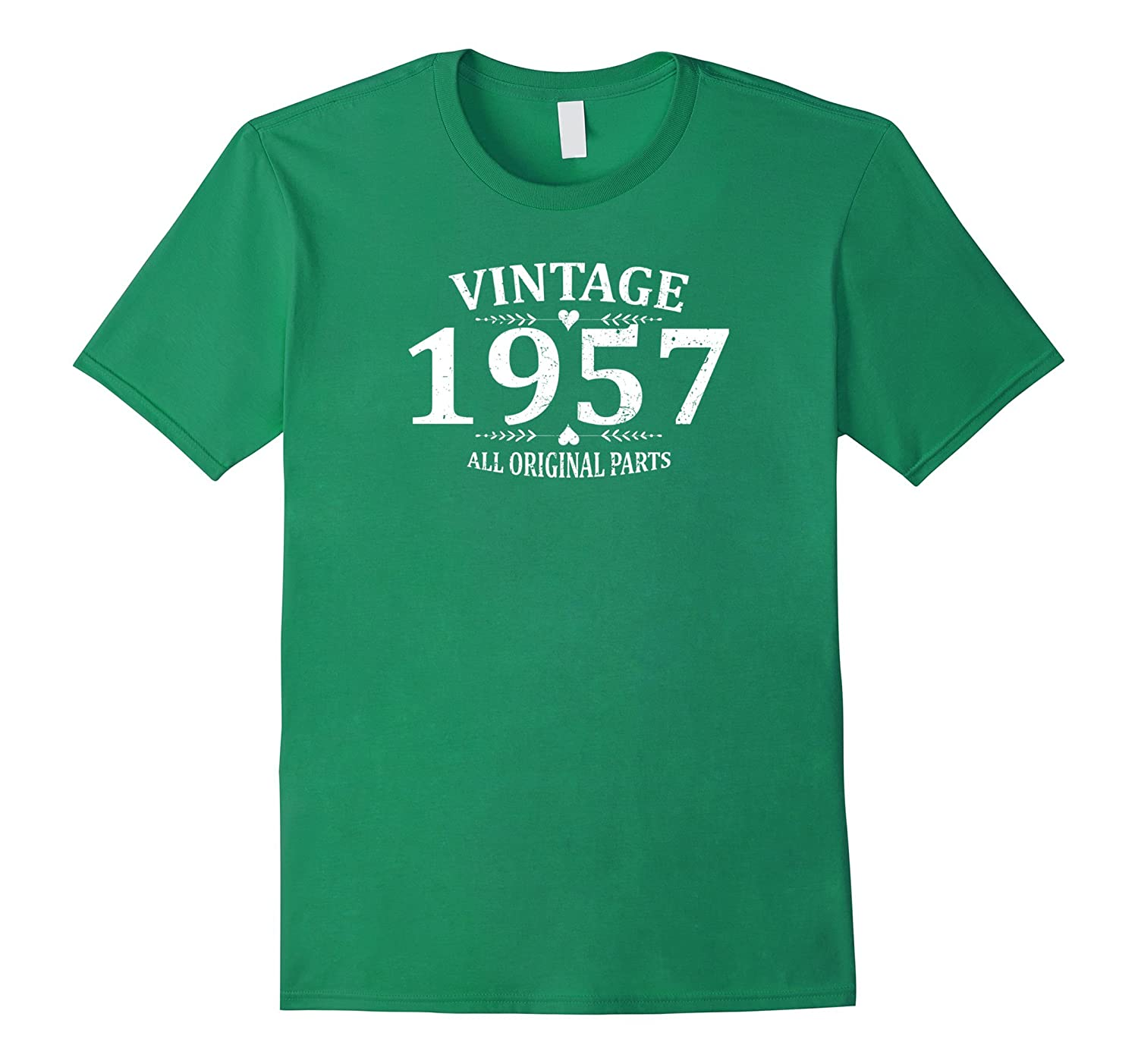 Funny Vintage 1957 Best Emoji Tee 60th Birthday Gift T Shirt TH