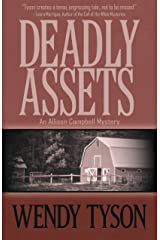 Deadly Assets (An Allison Campbell Mystery Book 2) Kindle Edition