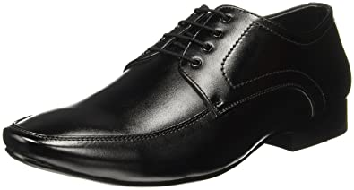 Park Avenue Mens Black Formal Shoes 6 UK India 40 EU