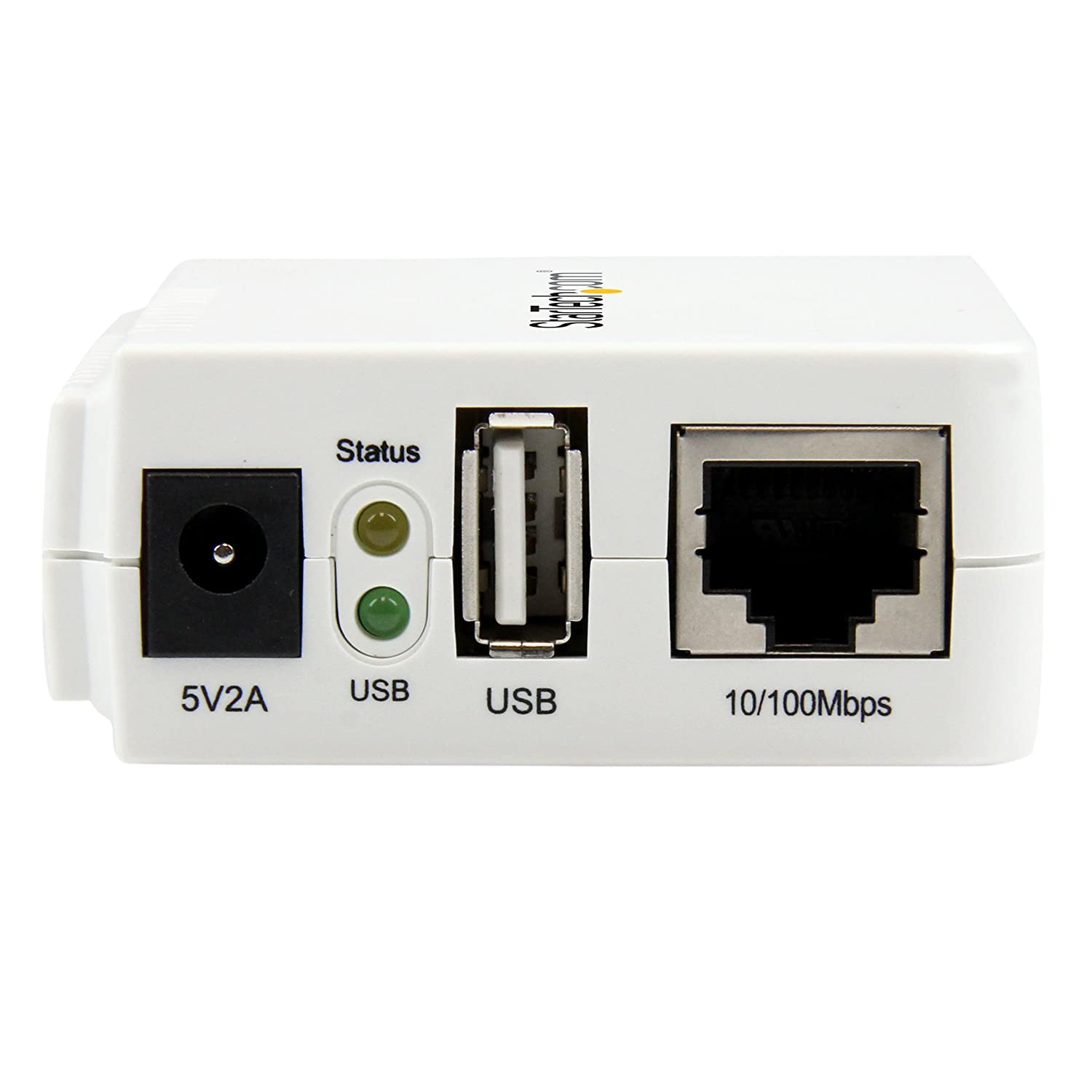 Amazon.com: 1 Port USB Wireless N Network Print Server with 10/100 ...