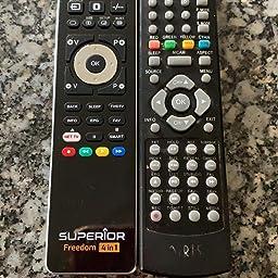 Mando TV AIRIS MW197: Amazon.es: Electrónica