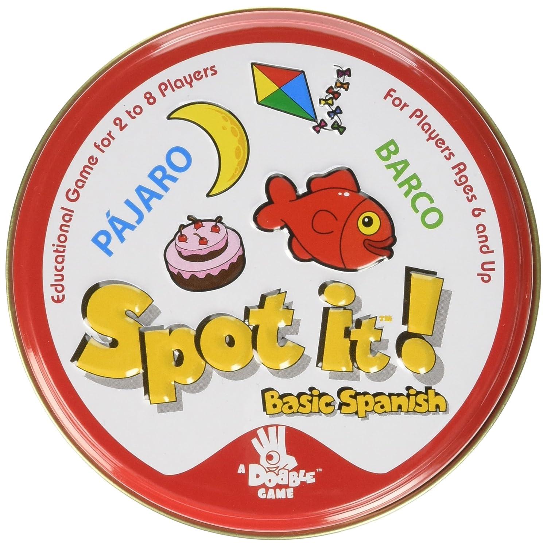 Spot It! Spanish