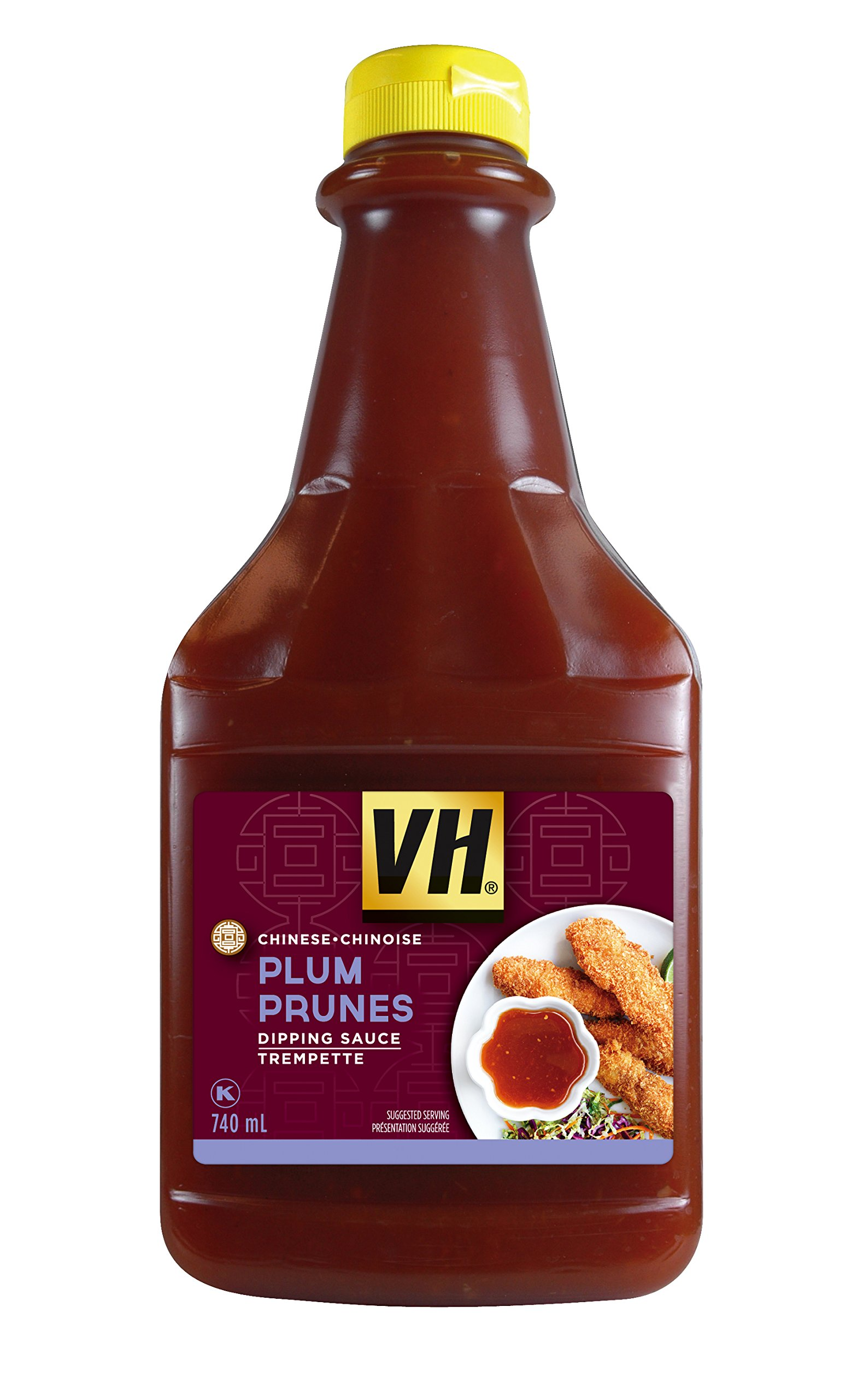 VH Chinese Plum Dipping Sauce, 740 Milliliter, 12 Count
