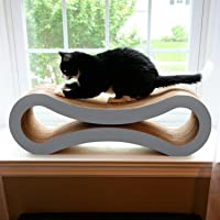 D&C Infinity Scratcher and Lounge - Deluxe Cat Scratcher