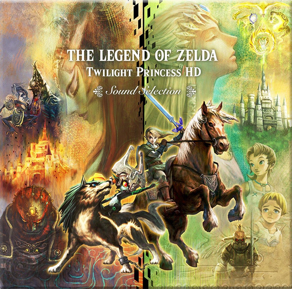 Amazon Com Zelda S Legend Twilight Princess Hd Special Edition