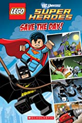 Save the Day (LEGO DC Super Heroes: Comic Reader) (LEGO DC Superheroes) Kindle Edition