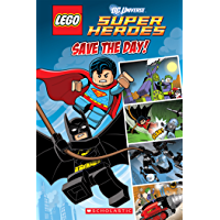 Save the Day (LEGO DC Super Heroes: Comic Reader) (LEGO DC Superheroes)
